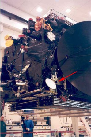 Rosetta-Disk-on-Rosetta-Probe
